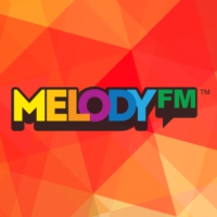 Logo of radio station Melody FM