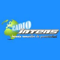 Logo of radio station radio intens