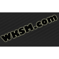 Logo of radio station WKSM 99Rock FM