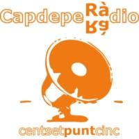 Logo of radio station Capdepera Ràdio