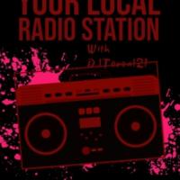 Logo de la radio 98.3 The Beats
