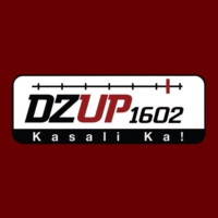 Logo of radio station DZUP
