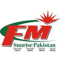 Logo of radio station FM Sunrise Pakistan Jhelum