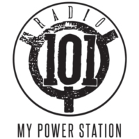 Logo of radio station Radio 101