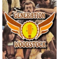 Logo of radio station The Woodstock Generation