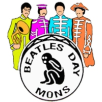 Logo of radio station Beatlesday Radio