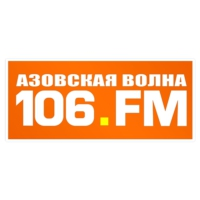 Logo of radio station Азовская Волна
