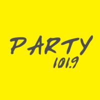 Logo of radio station PARTY 101.9