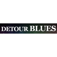 Logo of radio station Detour Blues