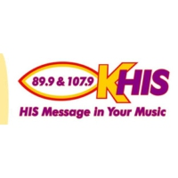 Logo of radio station KHIS 107.9