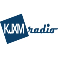 Logo of radio station KJXM Radio
