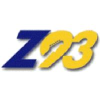 Logo of radio station WZLA Z93