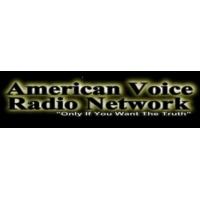 Logo de la radio American Voice Radio Network