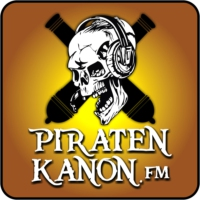 Logo of radio station PiratenKanon.fm