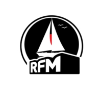 Logo of radio station RFM Oceano Pacífico