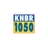 Logo of radio station KNBR 1050