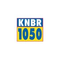 Logo of radio station KNBR 1050