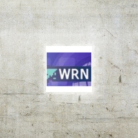 Logo of radio station WRN Arabic
