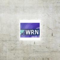 Logo de la radio WRN Arabic