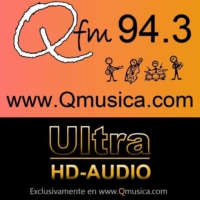 Logo of radio station Qfm Tenerife