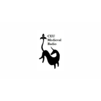Logo of radio station CEU Medieval Radio