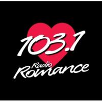 Logo de la radio 103.1 Radio Romance