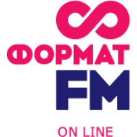 Logo of radio station Формат Єдності
