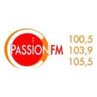Logo de la radio CFIN-FM Passion FM