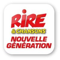 Logo of radio station Rire et Chansons Nouvelle Génération