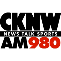 Logo of radio station CKNW