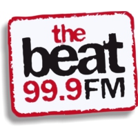 Logo of radio station The Beat 99.9 FM