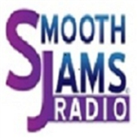 Logo of radio station Smooth Jams Radio