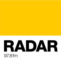 Logo of radio station Rádio RADAR 97.8