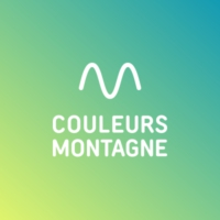 Logo of radio station COULEURS MONTAGNE