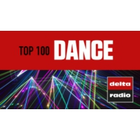 Logo of radio station delta radio - TOP 100 DANCE