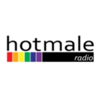 Logo of radio station HotMale Radio