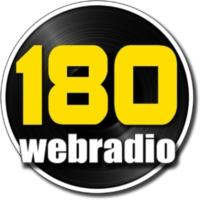 Logo of radio station 180 - 100% années 80
