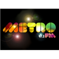 Logo of radio station Metro
