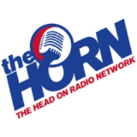 Logo of radio station The HORN Head On Radio Network