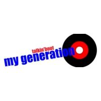 Logo of radio station My Generation Radio UK