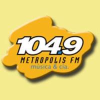 Logo de la radio Metropolis FM