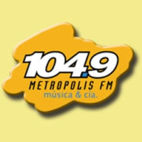 Logo of radio station Metropolis FM