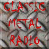 Logo of radio station CLASSIC METAL RADIO