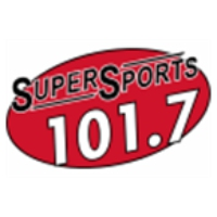 Logo of radio station WWBU Super Sports 101.7