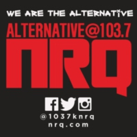 Logo de la radio Alternative 103.7 KNRQ