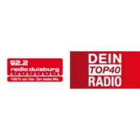 Logo of radio station Radio Duisburg – Dein Top40 Radio