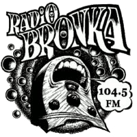 Logo of radio station Radio Bronka