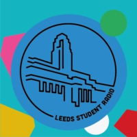 Logo of radio station Leeds Student Radio