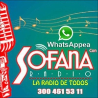 Logo of radio station Sofana Radio