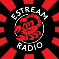 Logo of radio station Estream Radio